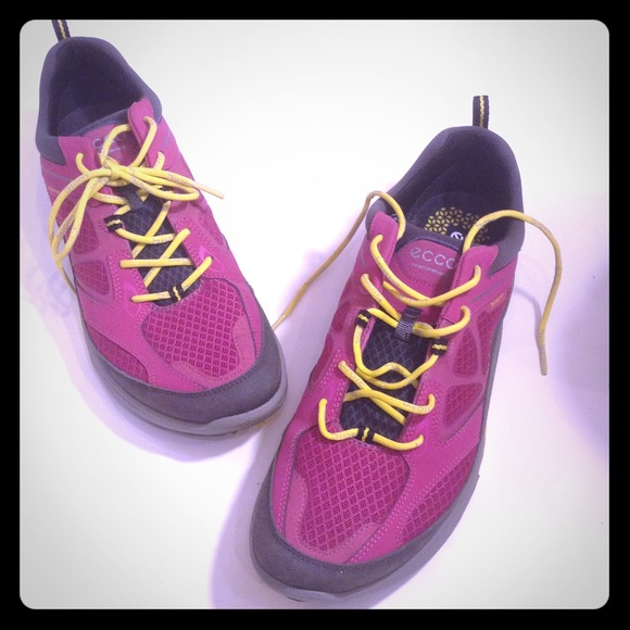 b4c9ecececf1 Ecco Shoes - Ecco Biom Trail Hiking Performance Sneakers
